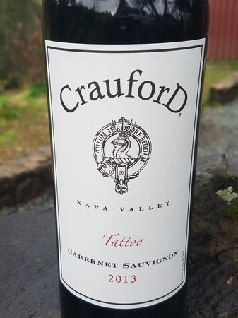'Tattoo' Cabernet Sauvignon 2013, Napa Valley Image